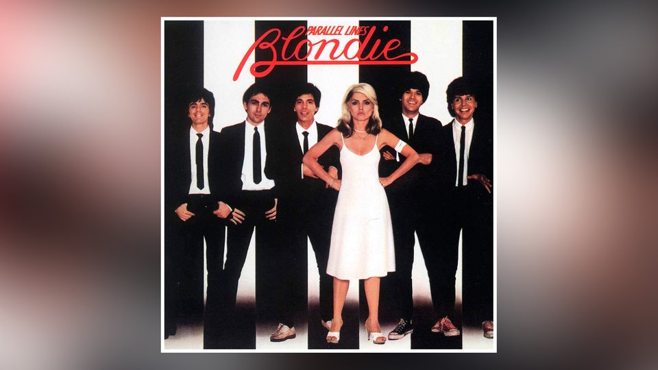 Albumcover: Blondie - Parallel Lines