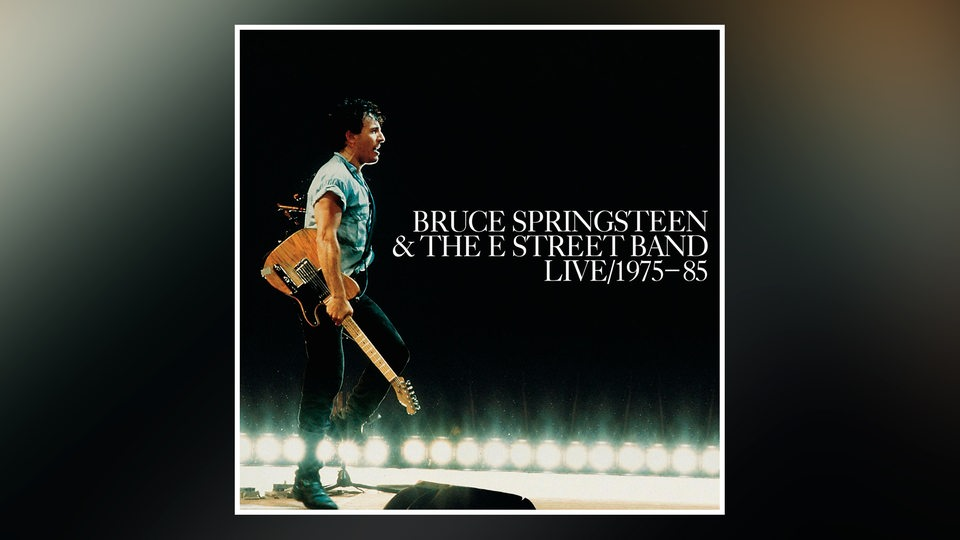 Albumcover: Springsteen Live 75 – 85