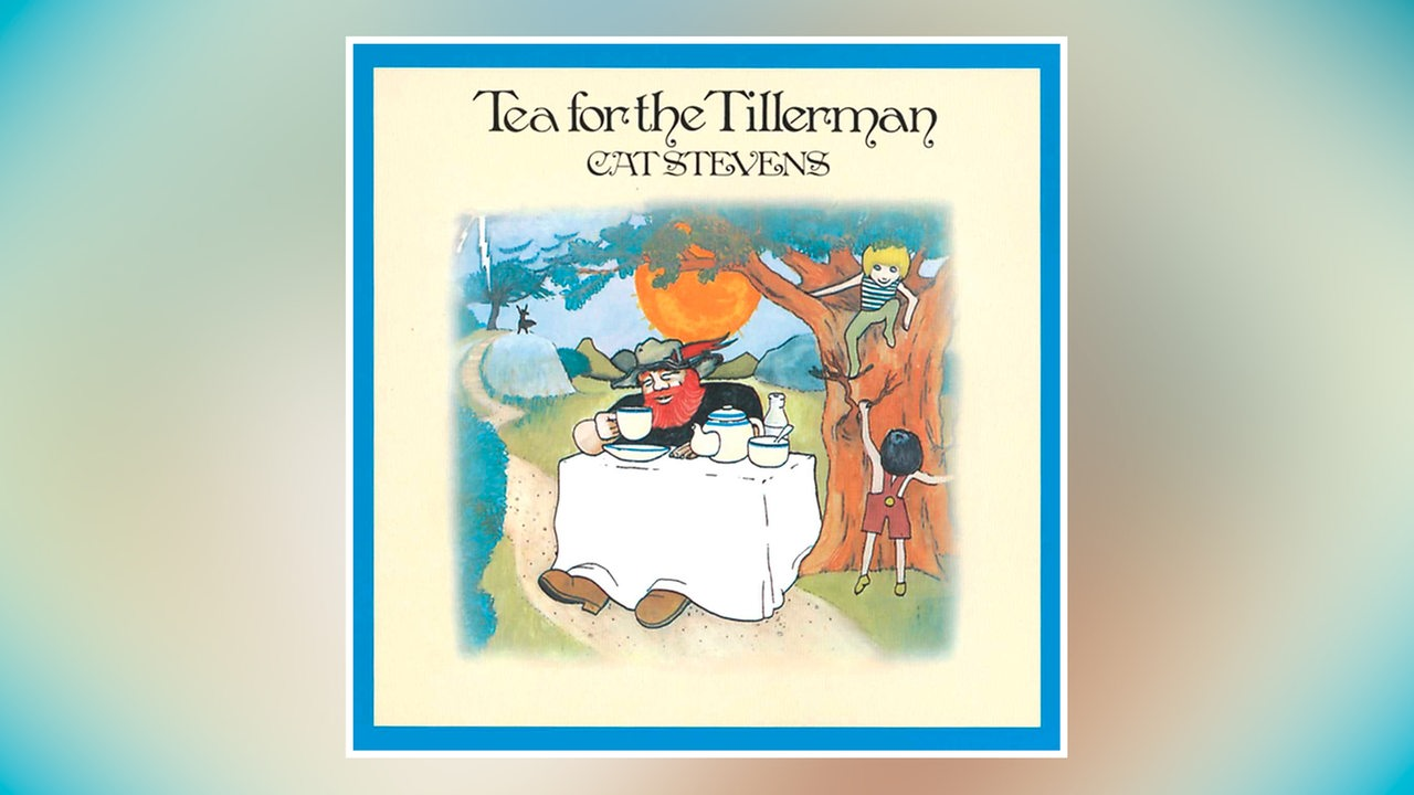 Albumcover: Cat Stevens - Tea For The Tillerman
