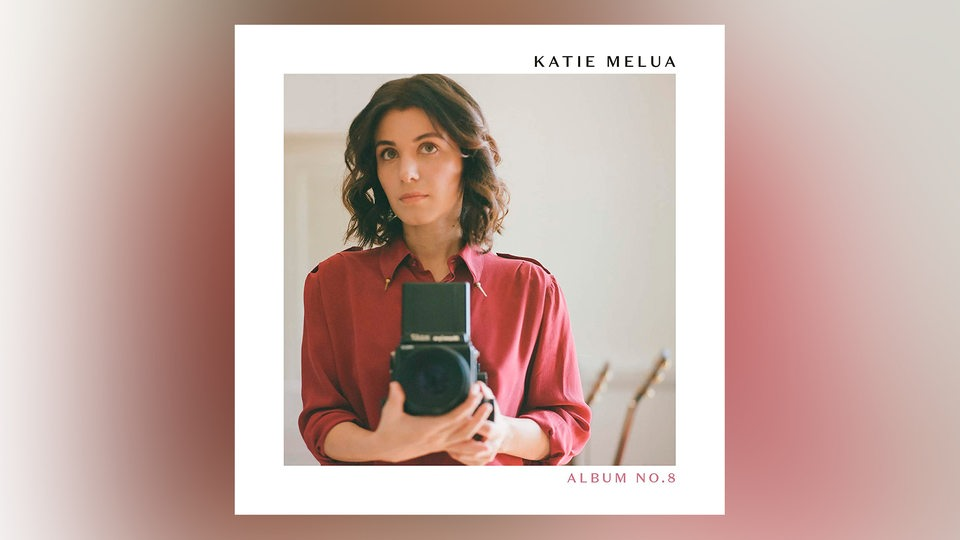 "Album-Cover: Katie Melua - ""No.8"""