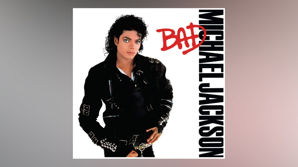 Albumcover: Michael Jackson - Bad
