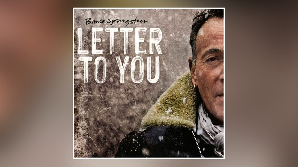 CD-Cover: Letter To You