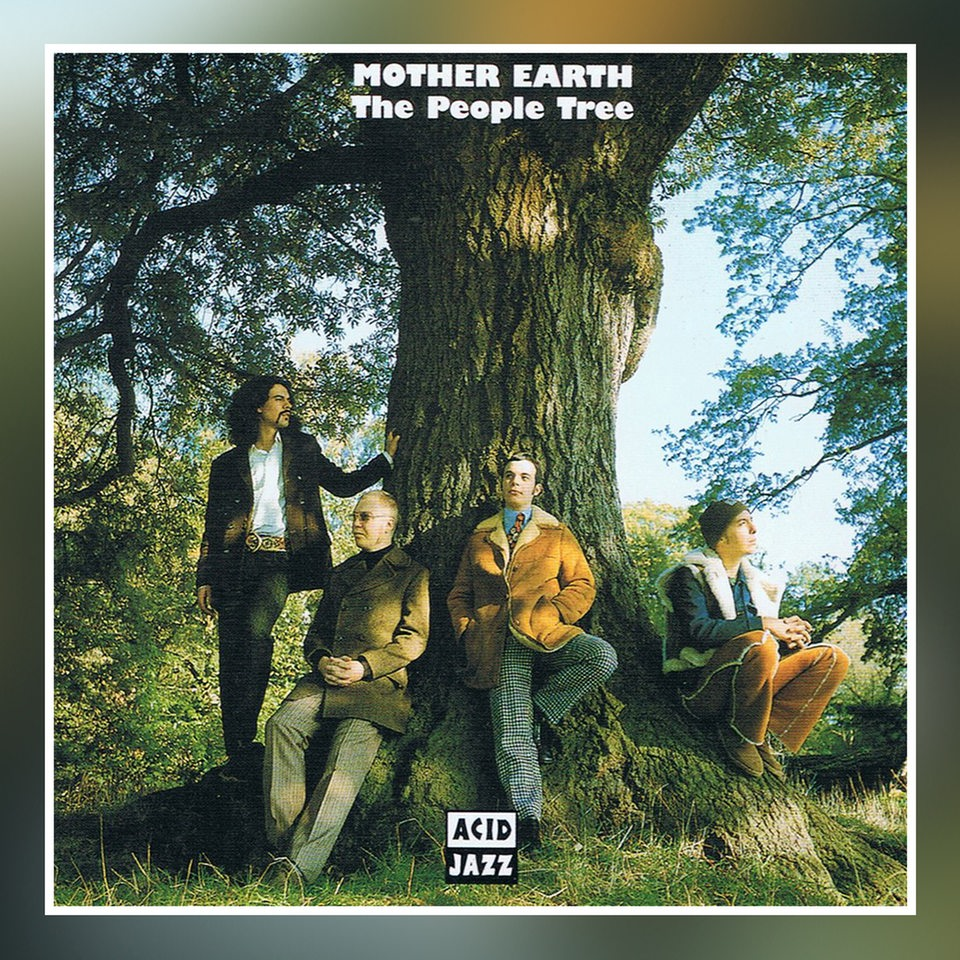 CD-Cover: Mother Earth, The People Tree