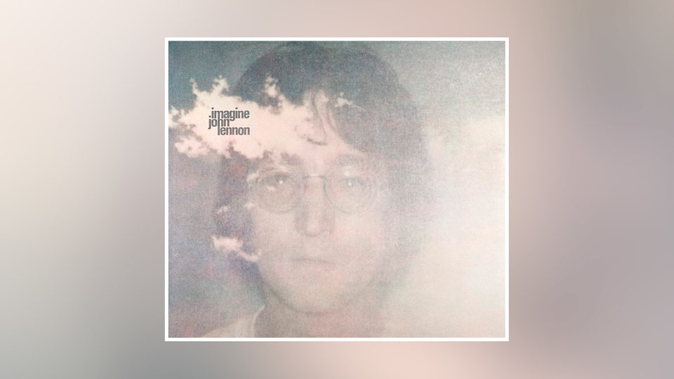 Albumcover: Imagine – John Lennon