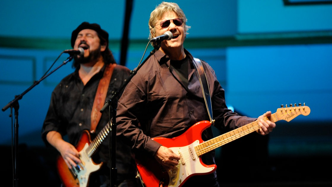Steve Miller Band in Hamburg 2010